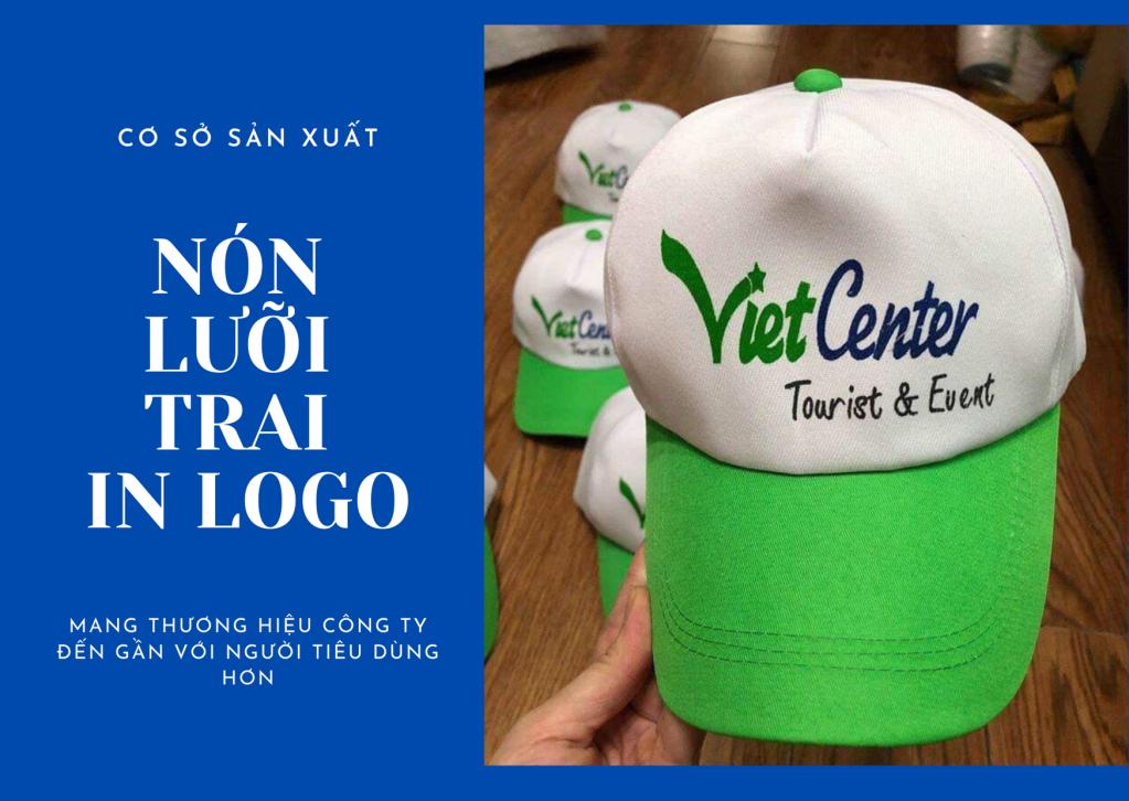 Công ty chuyên may nón quảng cáo, nón quà tặng cho đoàn tour, sự kiện