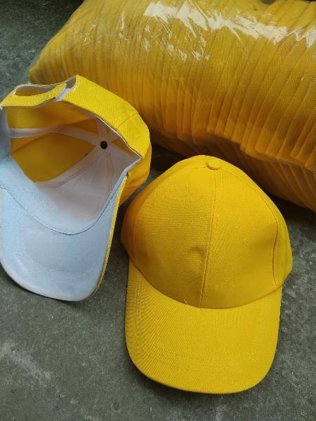 Nón lưỡi trai là một dòng mũ được sử dụng rộng rãi và được nhiều người yêu thích. Đây là dòng nón được tạo nên từ nhiều loại vải và vô số màu sắc khác nhau. Trong đó, vải cotton pha PE là được sử dụng phổ biến và rộng rãi nhất.