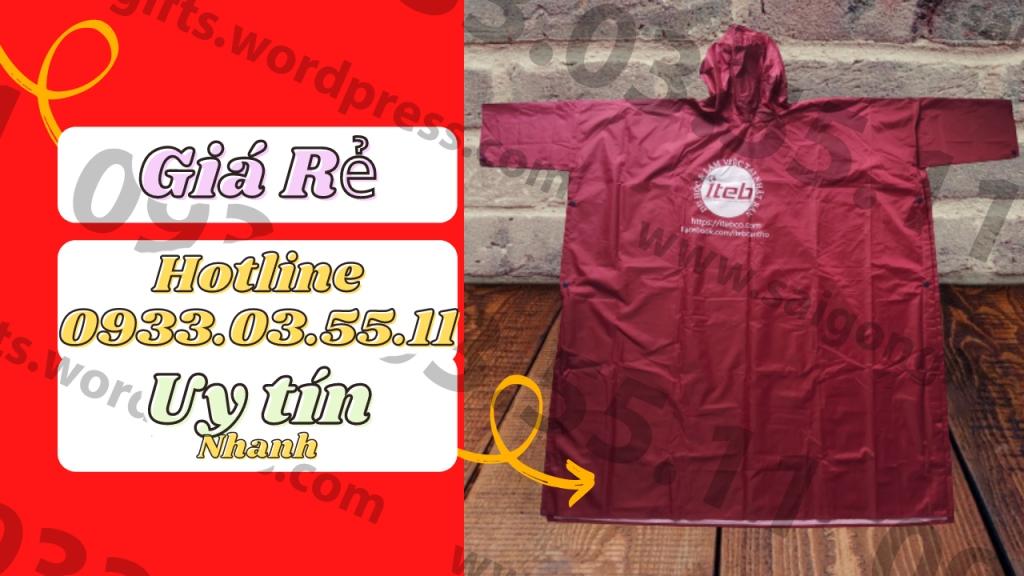 Công ty sản xuất áo mưa Kim Cương, Nhận sản xuất áo mưa quảng cáo, áo mưa số lượng, cung cấp áo mưa quảng cáo số lượng lớn