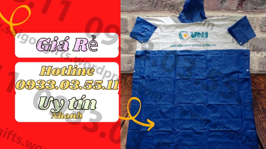 Cơ sở sản xuất áo mưa công ty, áo mưa doanh nghiệp, áo mưa quà tặng, áo mưa quảng cáo theo yêu cầu