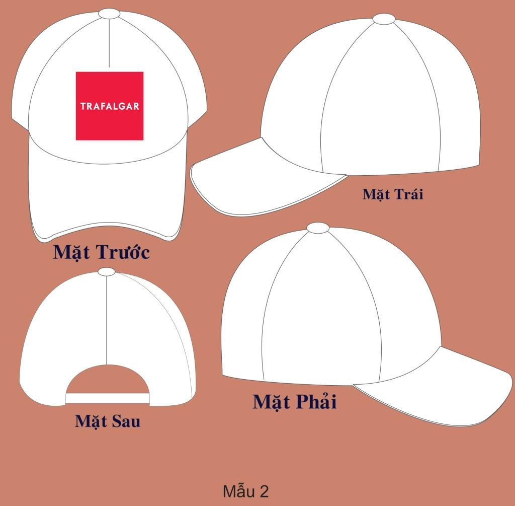 Nhận in mũ lưỡi trai du lịch, nón lưỡi trai quảng cáo làm quà tặng cho đoàn tour đẹp năm 2021