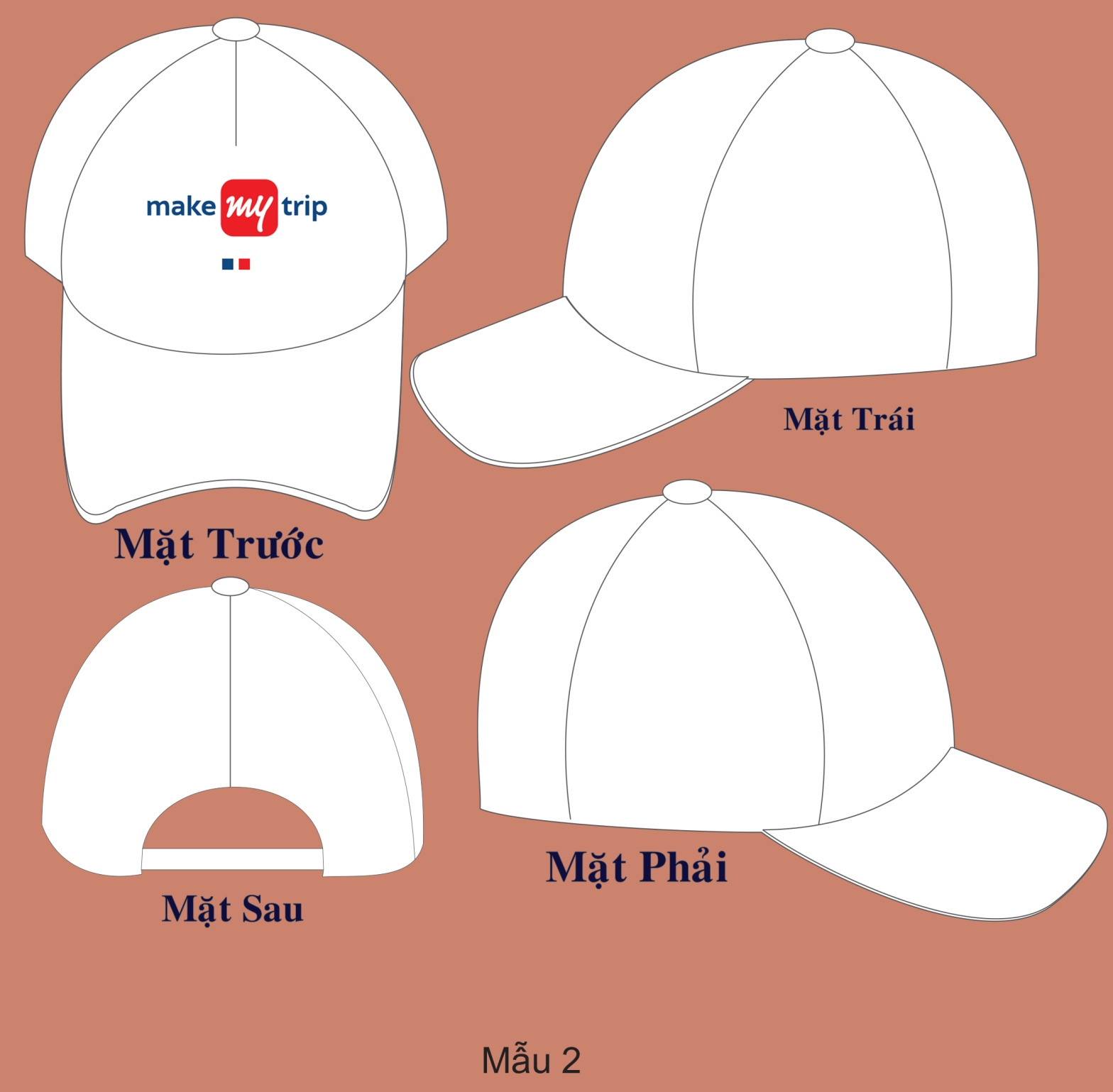 Công ty sản xuất và may nón theo yêu cầu