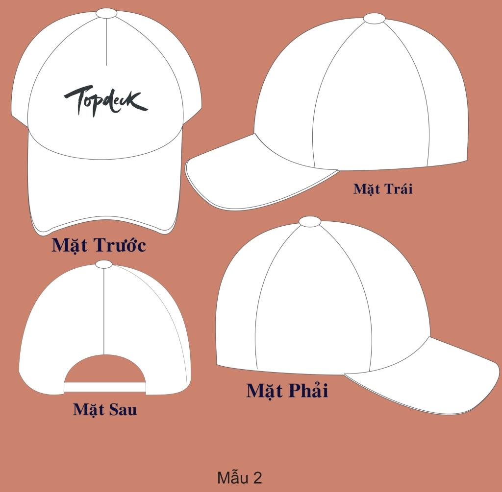 No.4 - Top sản phẩm nón du lịch được chọn lọc và thiết bởi công ty Kim Cương ở Hà Nội
