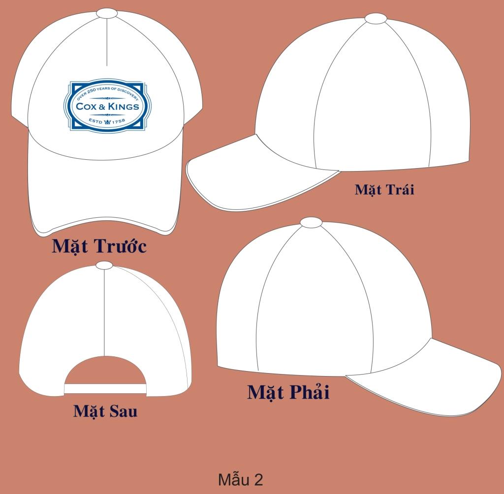 Nón du lịch là gì? Nhận thiết kế và may nón du lịch, nón lưỡi trai quà tặng theo yêu cầu